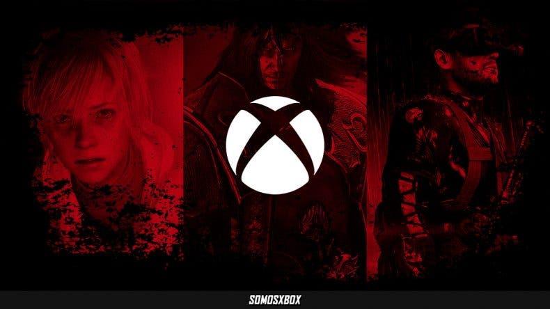 La ofensiva de Microsoft contra Silent Hill, Castlevania y Metal Gear 1