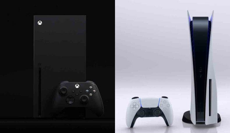 Xbox Series X|S y PS5 están vendiendo a la par que Xbox One y PS4