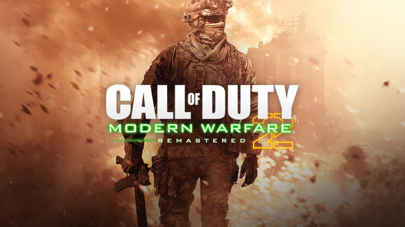 Call of Duty Modern Warfare 2 Remastered llegaría la próxima semana