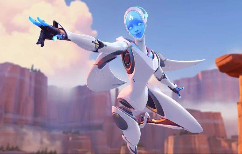 Echo, la nueva heroína de Overwatch, ya está disponible en Xbox One 1