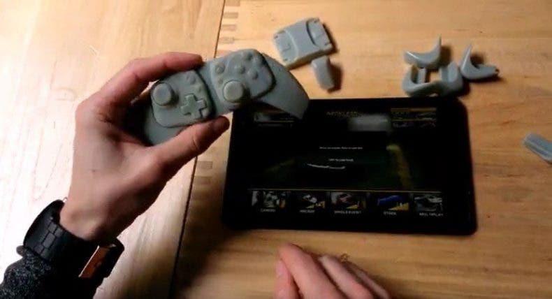 Microsoft expone el prototipo de mando modular para dispositivos móviles en un nuevo vídeo 1