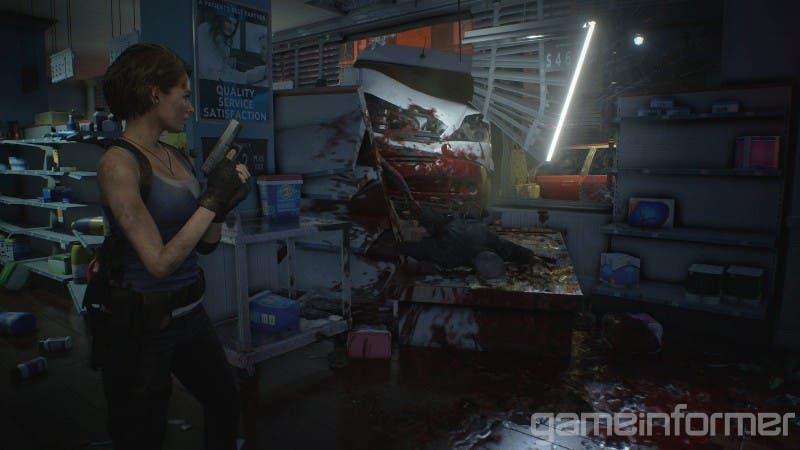 Resident Evil 3 Remake luce increíble en estas 12 nuevas y exclusivas imágenes