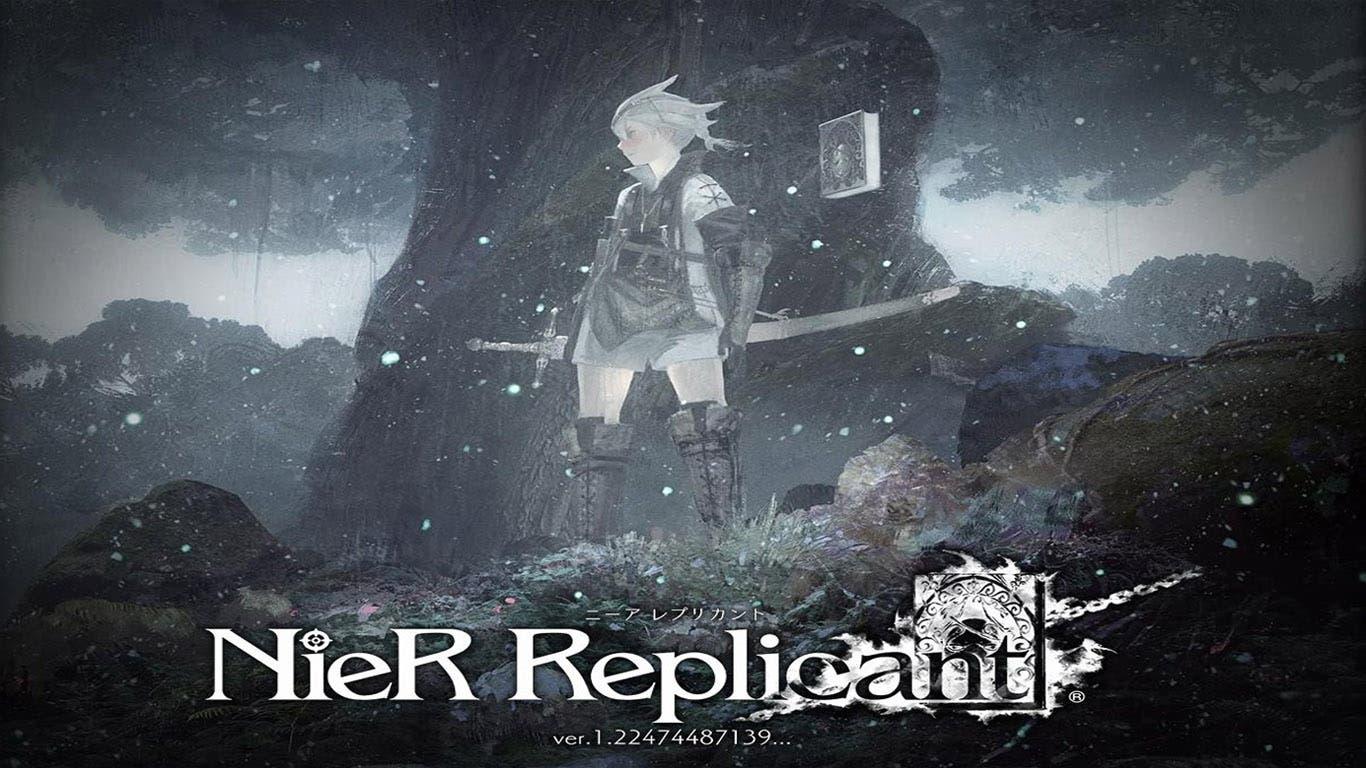 Así es la espectacular edición coleccionista de NieR Replicant 1