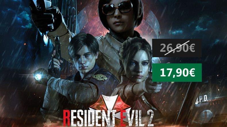Consigue Resident Evil 2 para Xbox One a un precio increíble 1