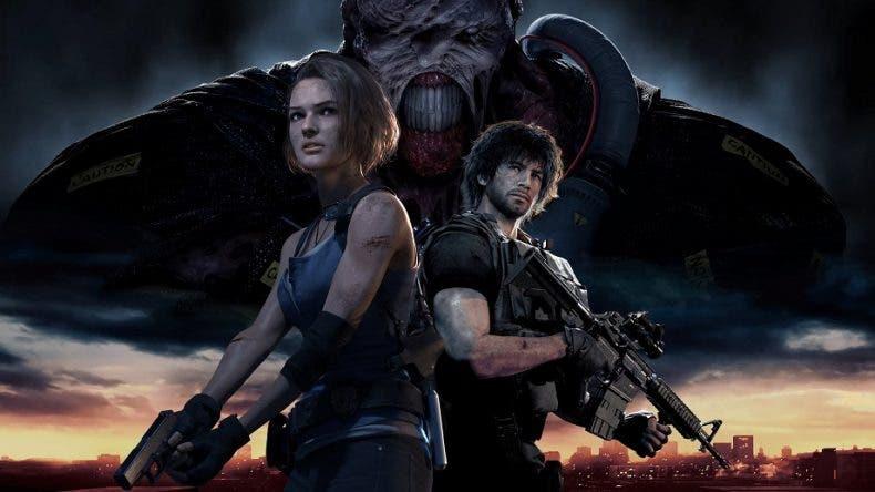 Podrás pasarte Resident Evil 3 Remake usando solo el cuchillo
