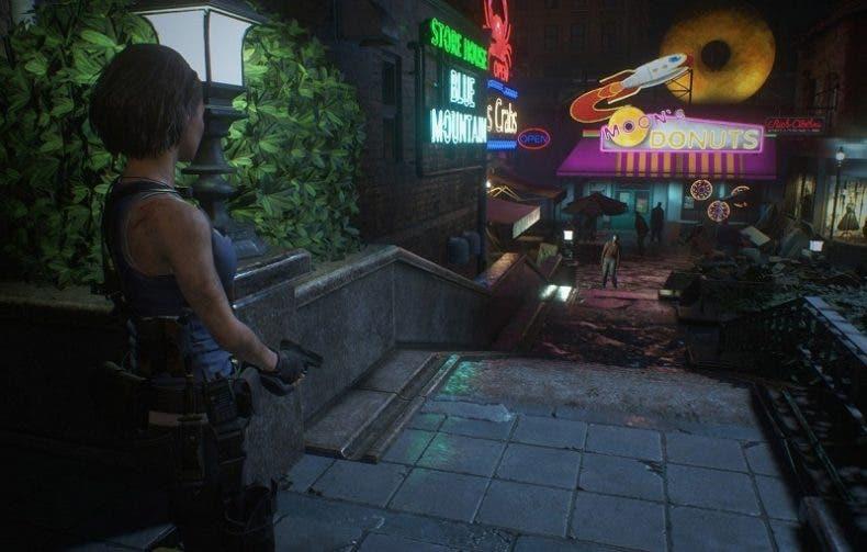 Resident Evil 3 Rem ake personalida el RE Engine para mejorar aún más su apartado gráfico