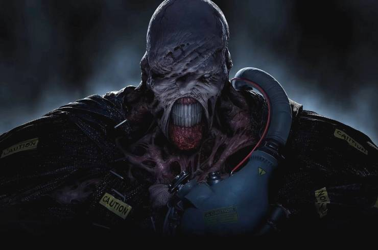 Así es Némesis de 1999 en Resident Evil 3 Remake 10