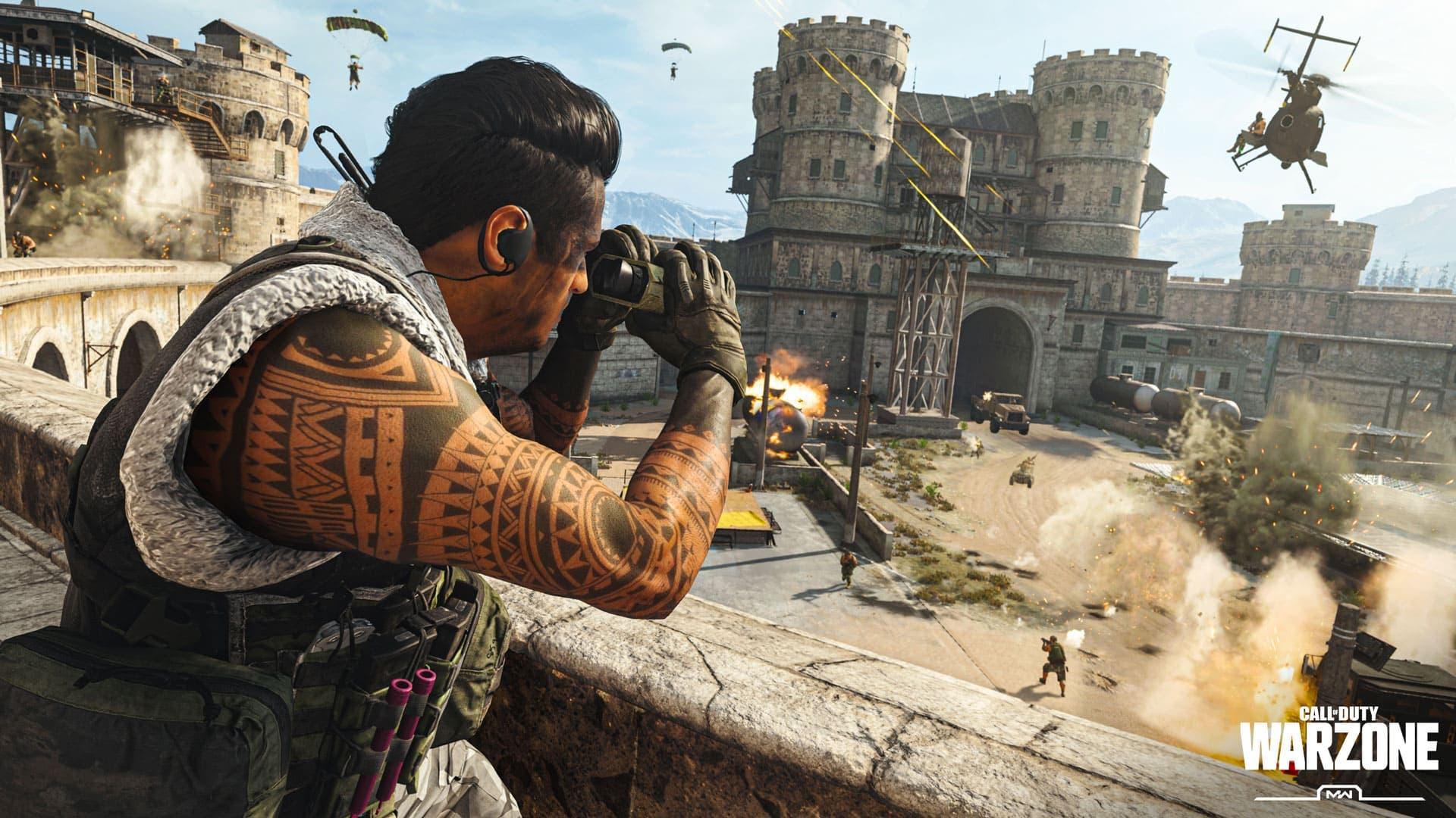 Call of Duty: Warzone implementa un importante cambio en el modo solitario de Battle Royale 1