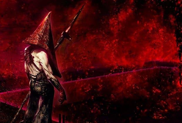 Así se creó el cuadro de Pyramid Head en Silent Hill 2, de Masahiro Ito 2