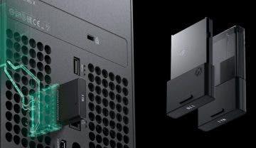 Este es el espacio disponible que tendrá Xbox Series X 3