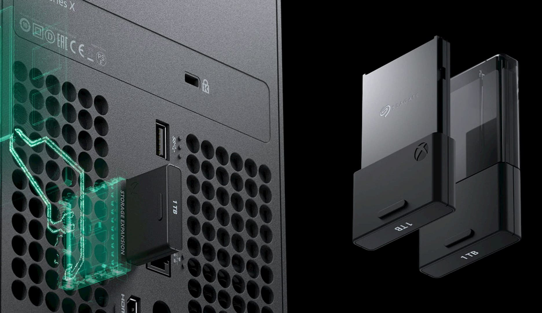 Las reservas de la tarjeta de memoria de Xbox Series X confirman su alto precio 8