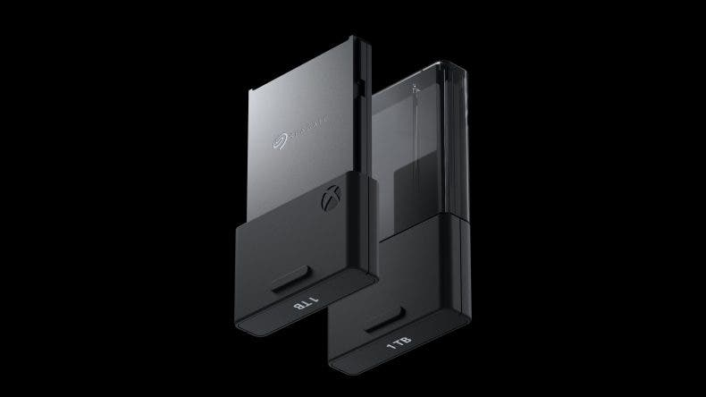 Seagate presenta sus tarjetas de expansión de almacenamiento de Xbox Series X 1
