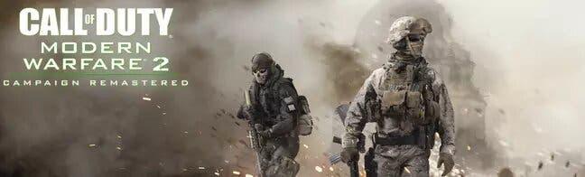 Se filtra la portada de Call of Duty Modern Warfare 2 Remastered