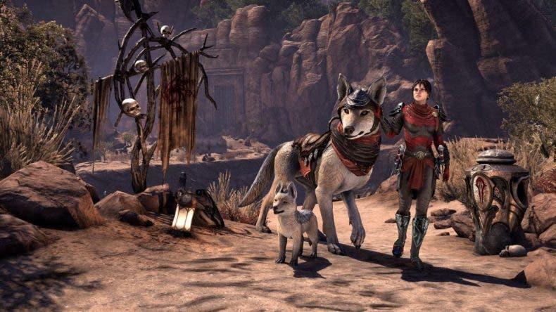 El nuevo DLC de The Elder Scrolls Online: Harrowstorm llega hoy a Xbox One