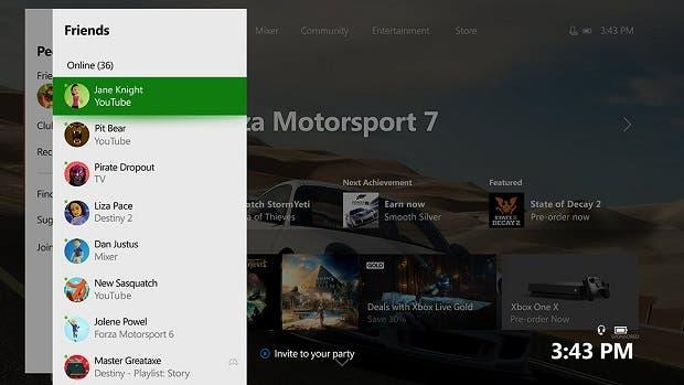 Los servidores de Xbox One, estables gracias a los esfuerzos de Microsoft 1