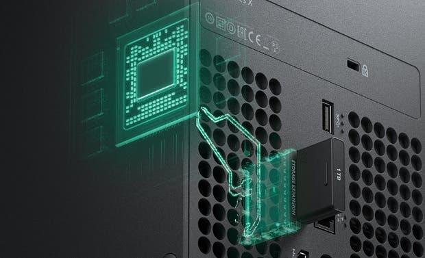 Xbox profundiza en las opciones de almacenamiento de Xbox Series X y S 6