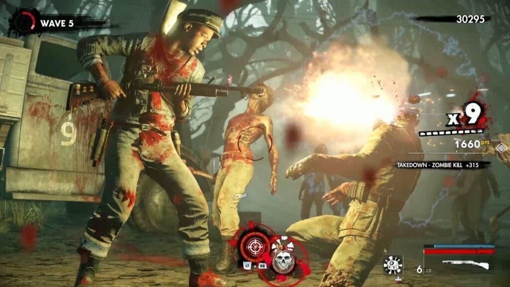 La Temporada 1 del season pass de Zombie Army 4 ya ha arrancado
