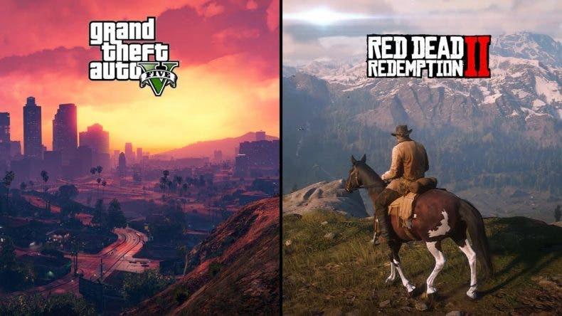Rockstar Games hace su propia broma del April Fools a los jugadores de GTA V Online y Red Dead Online