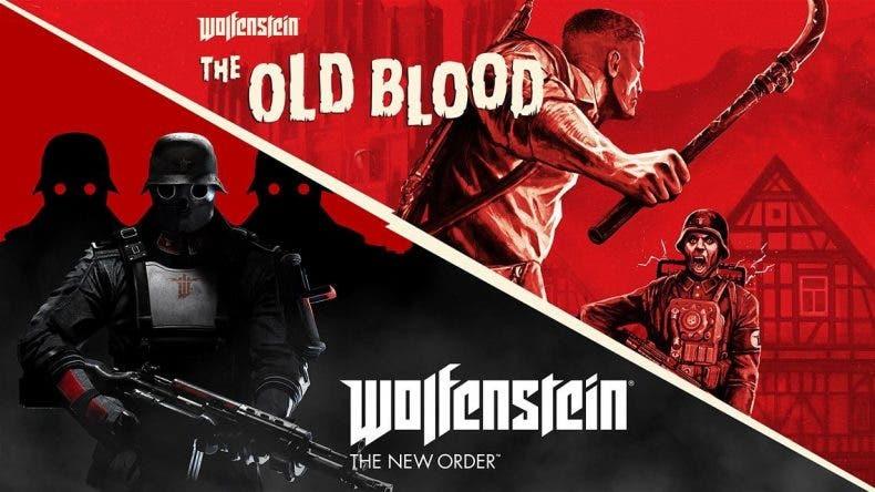 Consigue Wolfenstein: The Two-Pack a un gran precio 1