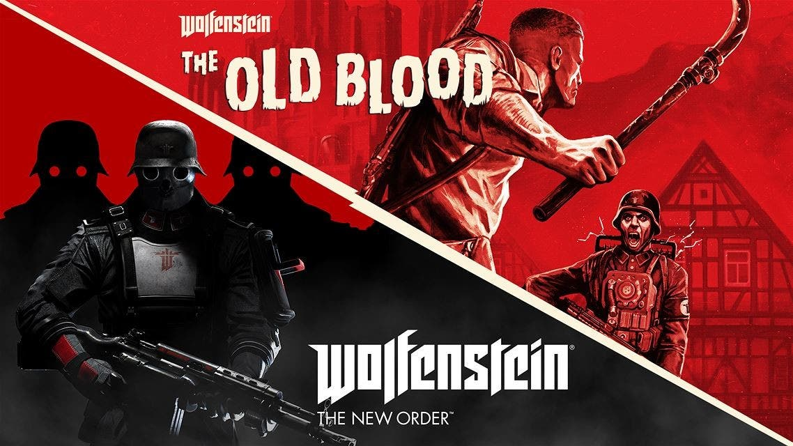 Consigue Wolfenstein: The Two-Pack a un gran precio 3