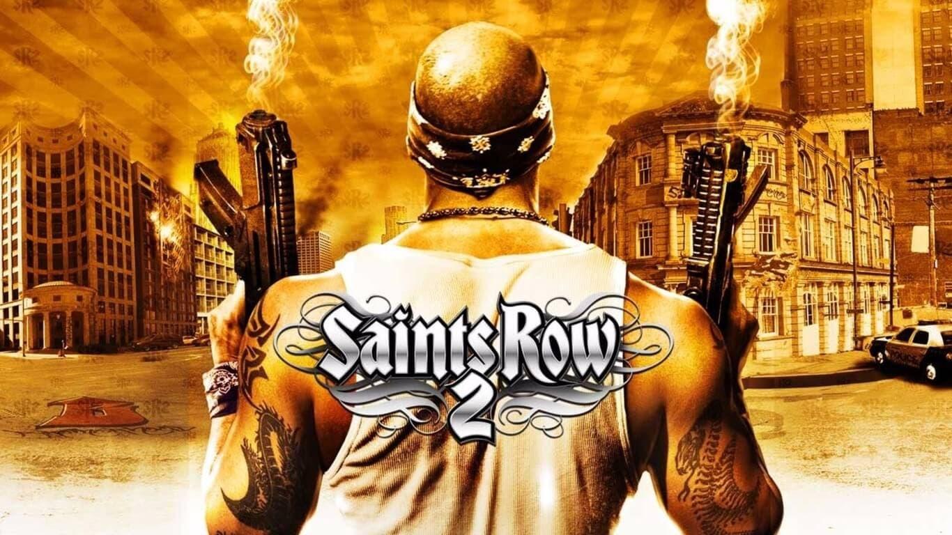 3 mejores juegos de la saga Saints Row