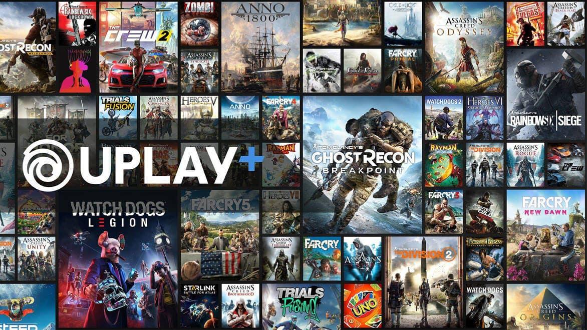 Ubisoft anuncia su mes de juegos gratis para sobrellevar la cuarentena