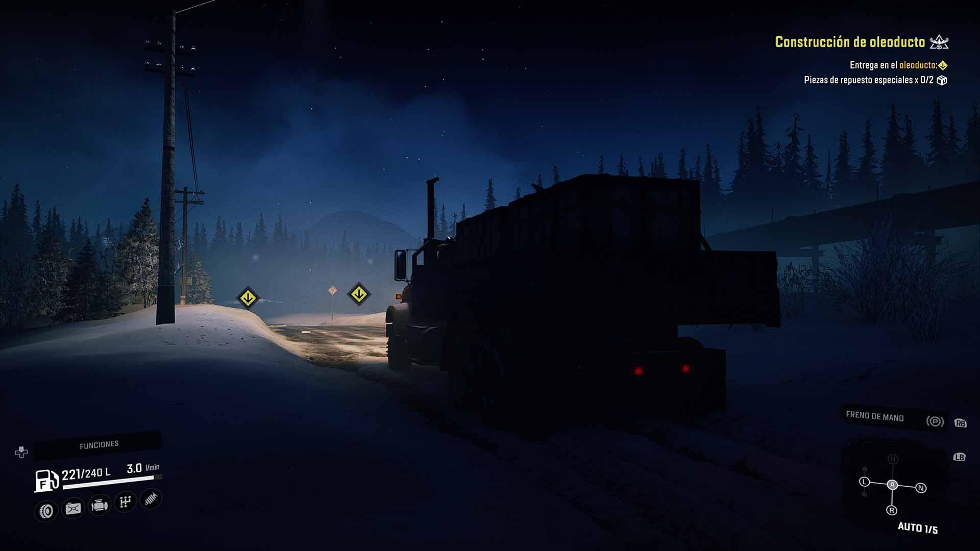 Análisis de SnowRunner - Xbox One