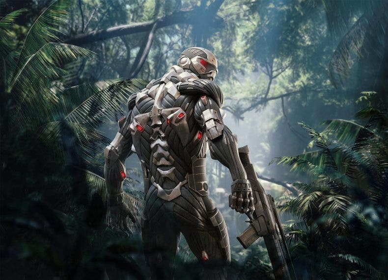 Crysis Remastered revelado a través de la web oficial de Crytek
