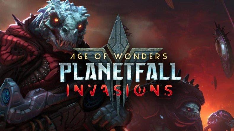 La próxima expansión de Age of Wonders: Planetfall presenta a los hombres lagarto 1