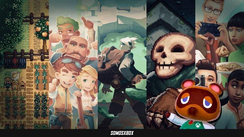 5 juegos parecidos a Animal Crossing en Xbox One 1