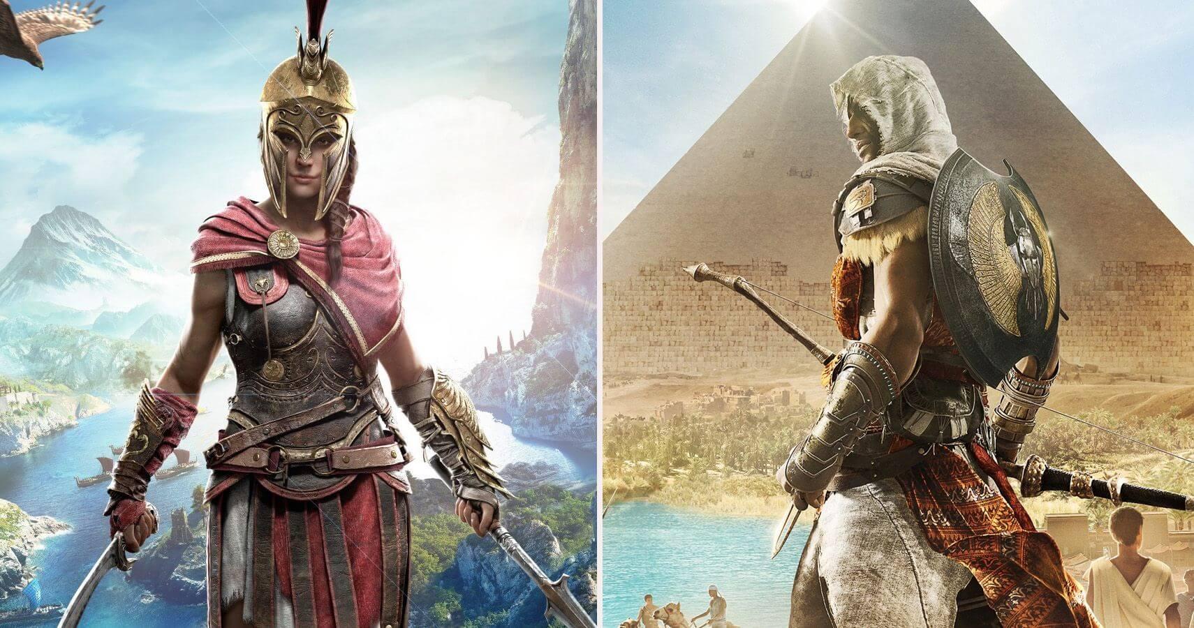 ¿Continuará siendo el próximo Assassin's Creed un RPG o volverá a centrase en la historia?