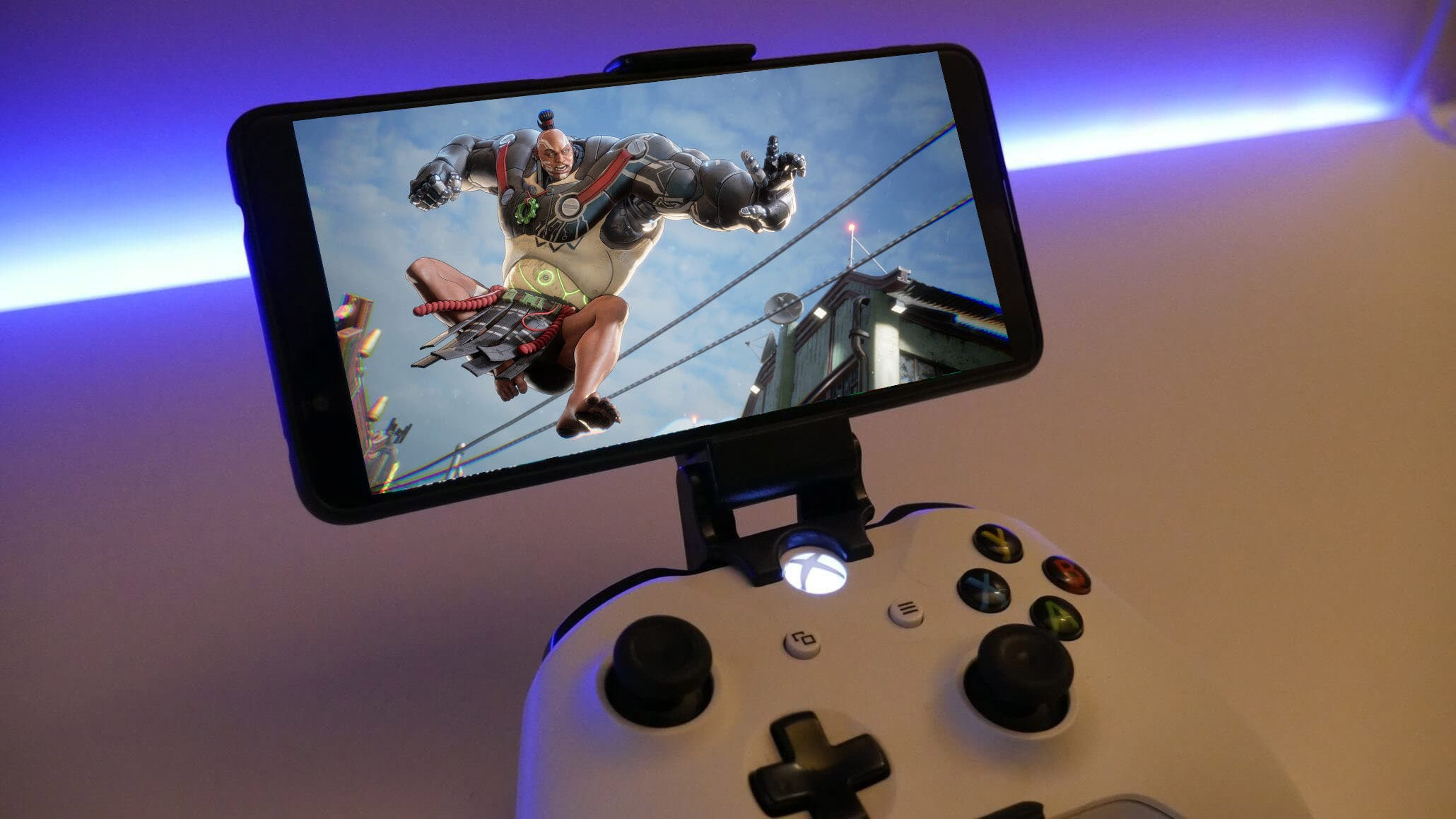 Bleeding Edge se une a Project xCloud en Android 2
