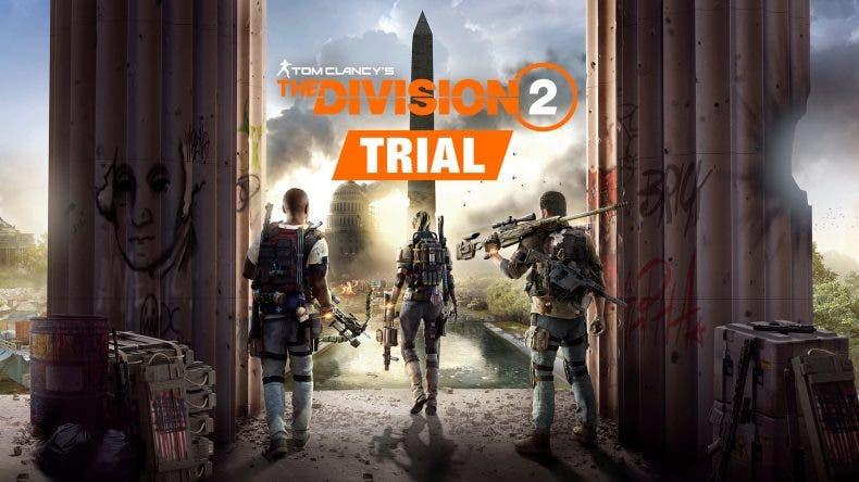 The Division 2 contará con una prueba gratuita en Xbox One 1