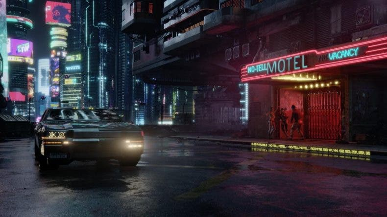 """Cyberpunk 2077 será el juego más """"explícito"""" de CD Projekt RED 1"""