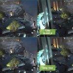 Nvidia presenta nuevas imágenes sobre cómo surge la 'magia' del DLSS 2.0 8