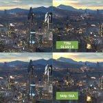 Nvidia presenta nuevas imágenes sobre cómo surge la 'magia' del DLSS 2.0 7