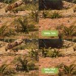 Nvidia presenta nuevas imágenes sobre cómo surge la 'magia' del DLSS 2.0 5