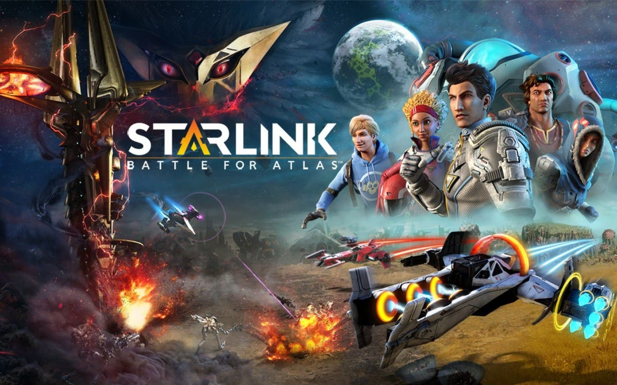 Juega gratis a Starlink Battle for Atlas en Xbox One hasta el 22 de abril