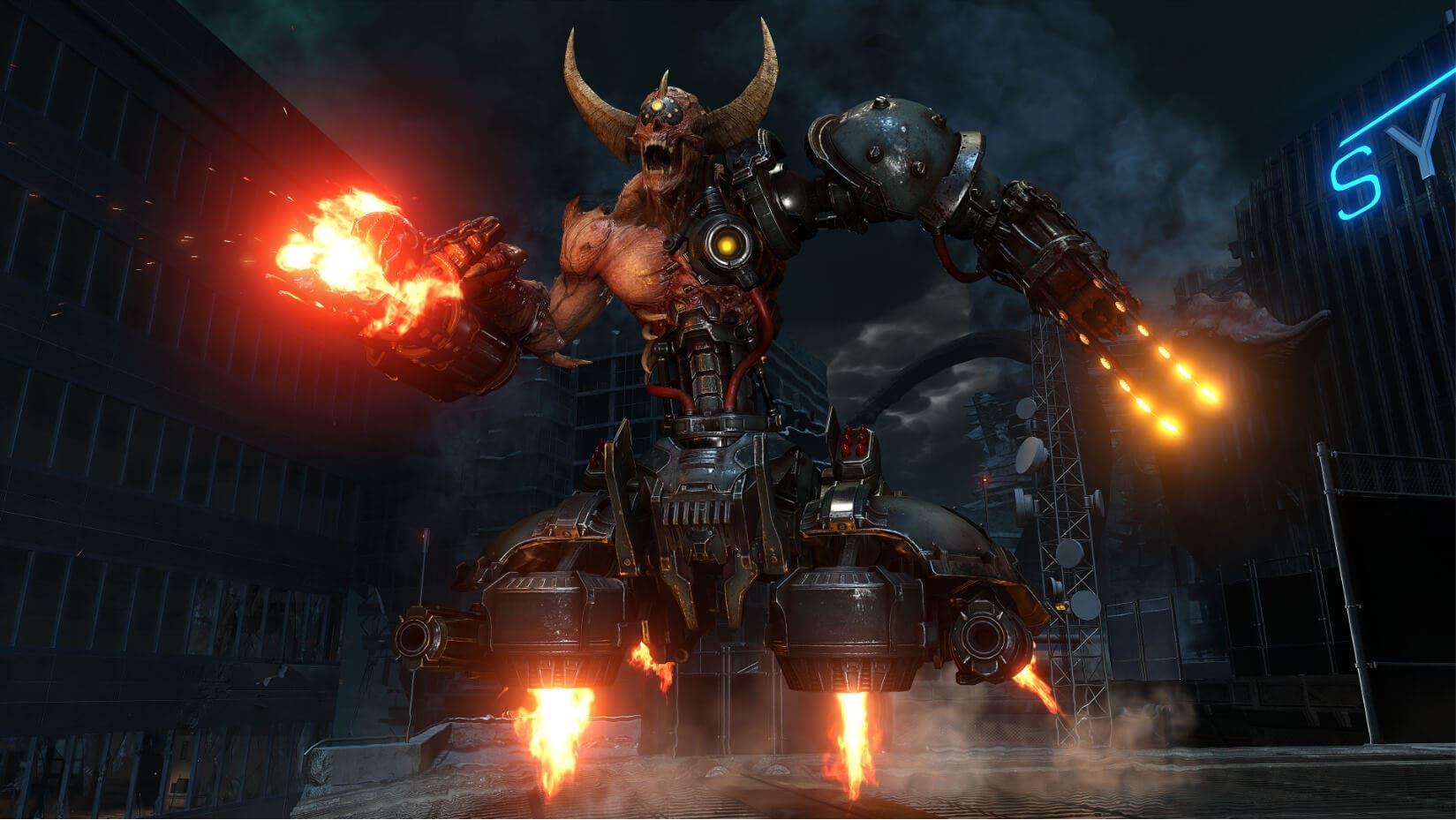 DOOM Eternal es completado con el Xbox Adaptive Controller en dificultad Pesadilla