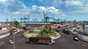 Euro Truck Simulator 2 describe la importancia de los puertos marítimos en la expansión Iberia 1