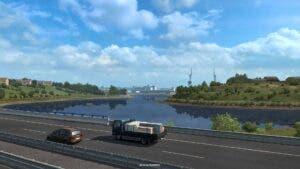 Euro Truck Simulator 2 describe la importancia de los puertos marítimos en la expansión Iberia 3