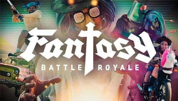 PUBG presenta un nuevo evento lleno de magia y fantasía, Fantasy Battle Royale 1