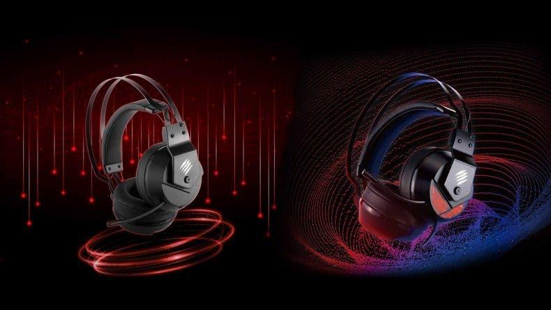 Mad Catz presenta su gama de auriculares F.R.E.Q con dos modelos 1