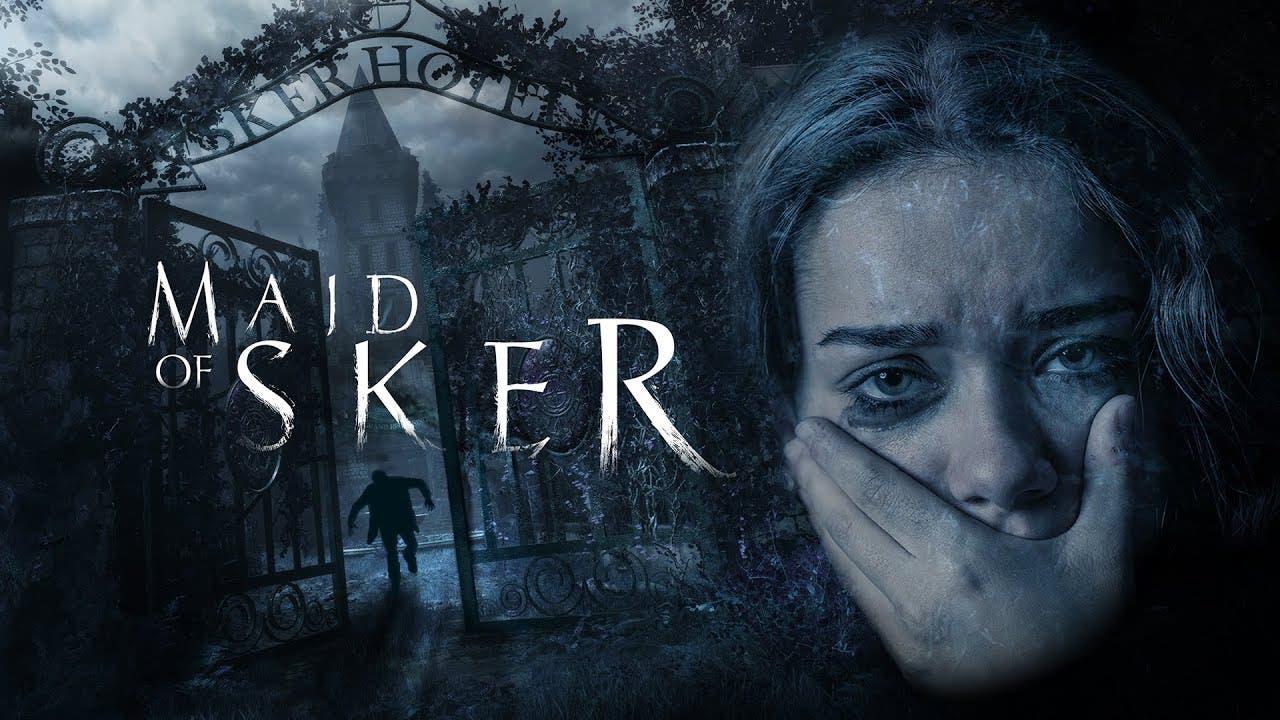 Maid of Sker presenta nuevo gameplay y confirma fecha de lanzamiento 1