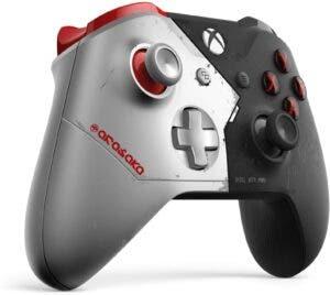 Una tienda digital presenta el mando oficial de Xbox basado en Cyberpunk 2077 3