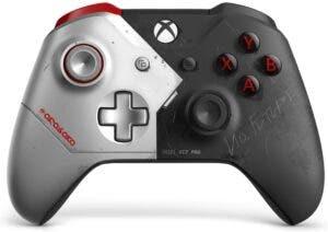 Una tienda digital presenta el mando oficial de Xbox basado en Cyberpunk 2077 4
