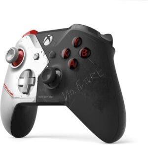 Una tienda digital presenta el mando oficial de Xbox basado en Cyberpunk 2077 5