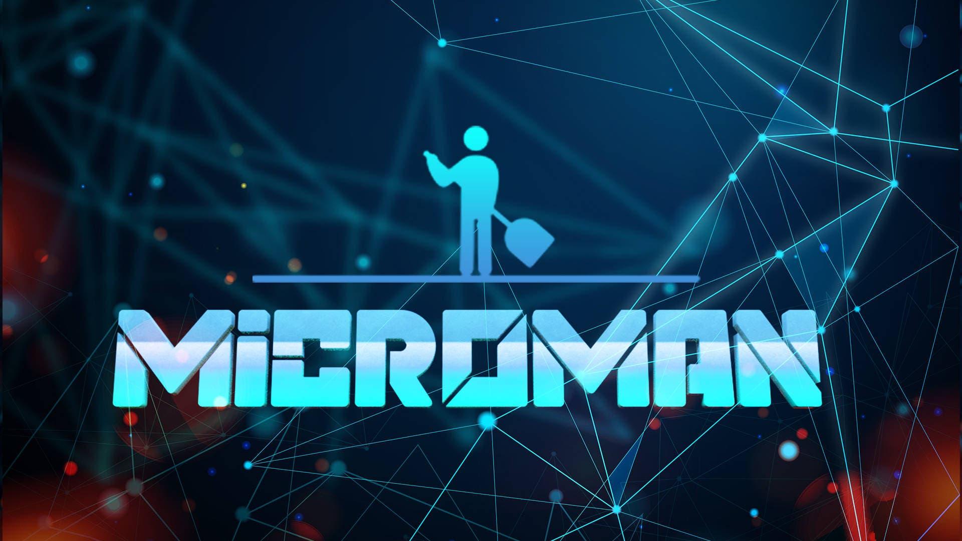 MicroMan anunciado para Xbox Series X, la prometedora aventura en miniatura de Glob Games Studios