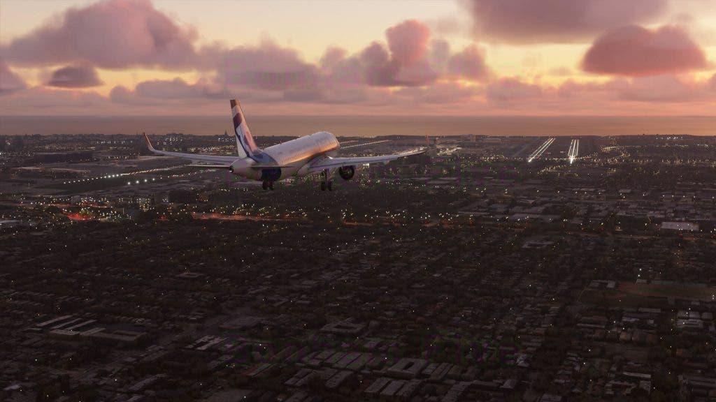 Microsoft Flight Simulator brilha em novas imagens de sua versão Alpha