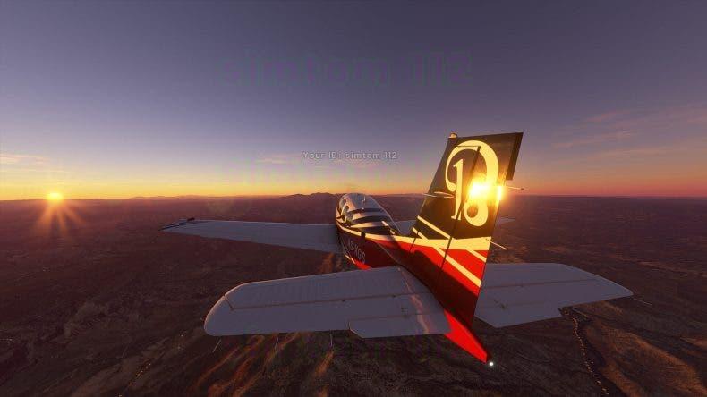 Microsoft Flight Simulator se luce en nuevas imágenes de su versión Alpha